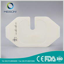 Free Sample china ce approved sterilized iv catheter dressing waterproof plaster