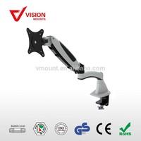 fabrication flexible desk mount
