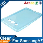 (Acego) 0.3mm Guangzhou clear tpu soft covers and cases for samsung galaxy a7