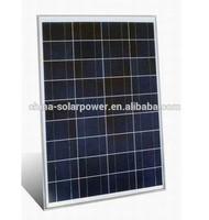 CE TUV CSA ISO A grade cell high efficiency 200 watt solar panel