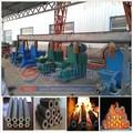 china fabricante professioal de registro del carbón de leña de madera que hace de registro de la prensa de la máquina
