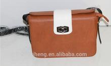 2015 fashion new womens pu leather baby handbag