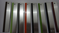 Bicolor PVC Edge Banding for Furniture and Kitchen Cabinet