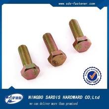 Ningbo Zhejiang China manufacture&exporter&supplier isuzu wheel stud bolt