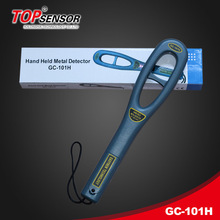 GC-101H security metal detector for gold and silver