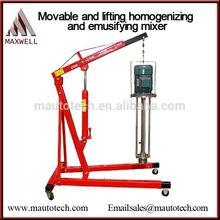 emulsion machine for asphalt