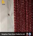 novo design decorativo cortina tira