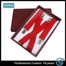 Chunhe Fashion Best Price Custom Brand Women Metal Suspender Clips
