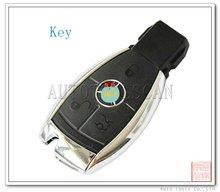 Top quality for Mercedes Benz W211 original remote key 3 button remote control 315Mhz car key with Light Edge (AK002008)