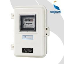 SAIP/SAIPWELL New Product Waterproof Electrical Box digital panel meter enclosure