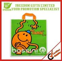 2015 Hot Selling Promotional Logo Printed Custom Plastic Bag