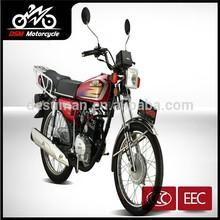 Air-cooled 125 motorbike