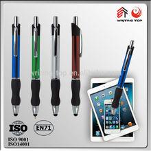2015 new steel stainless ballpoint pen