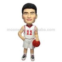 Bobblehead, custom bobblehead personalized from photo, customized Birthday gift- Basketball 5, bobble head, valentine's day