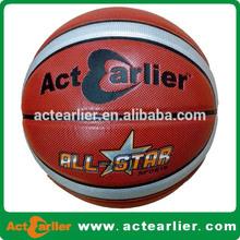 cheap custom logo basketballs in bulk