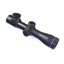 Wholesale illuminated reticle rifle scope 4X32, long range hunting light with tactical scope
