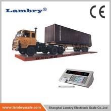 LAMBRY OIML standard 50 ton truck scale