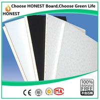 Fireproof waterproof lightweight flexible partition panels sanding mgo board