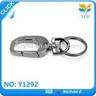 wholesale fashion metal key ring swivel hooks