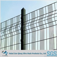 Plastic Coated Weld Fence Outdoor Fence