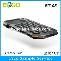 2015 Top Quality BT-05 Mini Bluetooth Wireless Keyboard compatible