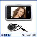 """Distribuidor queria câmera disfarçada 3.5"""" detecção de movimento digital peephole com memória interna"""