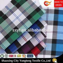 drapery cotton polyester spandex stretch fabric