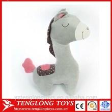 for children new design plush duck toys horse product pet