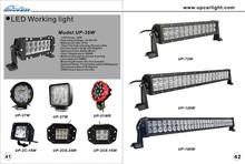 curved led off road led light bar,led auto light h1 h7 h4,36 watt led bar light