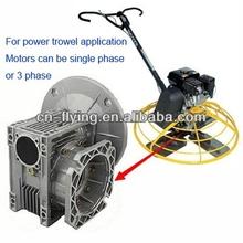 high power parallel shaft Helical gearbox for children frozen clothes machine