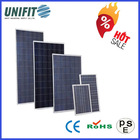 156*156 Water-prof 12v 5w Solar Panel Price With CE TUV