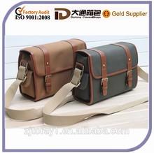 Retro Canvas dslr slr Camera Shoulder Bag Messenger Bag