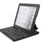 360 degree rotation bluetooth keyboard for ipad 2/3/4 wireless bluetooth keyboard for ipad 5 bluetooth keyboard