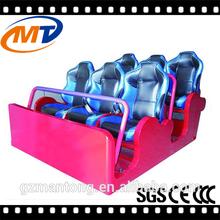 9d cinema kino cabin with hydraulic/pnuematic/electromagnetic levitation platform
