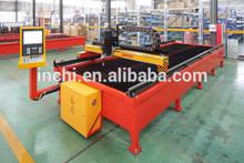 1.5x3m cutting area plasma cutting machine USA made plasma power and torch CE approvaled quality