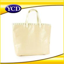 China Imported PU Leather Handbags Shoulder Bag