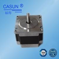 casun hybrid 78oz-in torque 1.8deg cheap stepper motor,nema23 waterproof step motor for cnc router machine