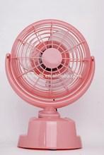 Modern useful blue usb fan mini