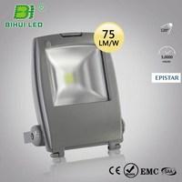 2015 new high lumens led cob square flood light 50w IP65 Warranty 2 years