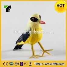 Bulk handmade beautiful feathered mini artificial birds