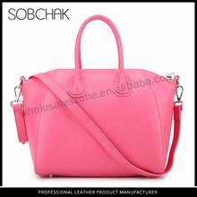 Trend 2015 China Manufacturer wholesale handbags female design handbag