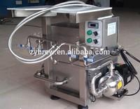 Manual keg wwashing machine