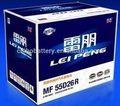 especial novo começar a baixa temperatura da bateria 55d26rmf 12v60ah