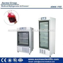 4 Celsius medical hospital blood Insulated refrigerator/ blood bank refrigerator