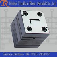 Professional custom WPC Wood Plastic Door Baseboard Extrusion Die