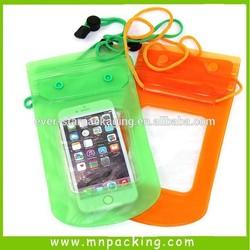 2015 High Quality Factory Price Custom Made Plastic Bag For Phone