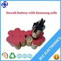 Remplacement de la batterie interne cellulaire. 18v dewalt outils sans fil