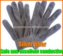 Silver fiber magic hand massage gloves