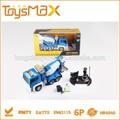 Shantou 1:18 rc pedra mixer, carro de brinquedo para crianças grandes com certificado en71