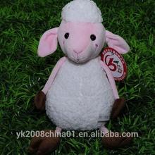ICTI wholesale custom lovely plush animal